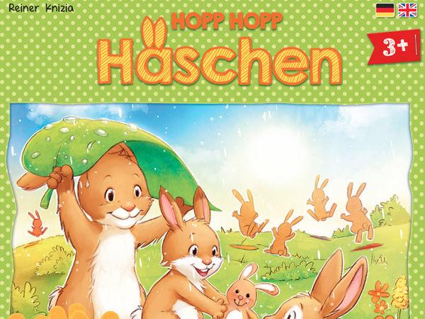 Bild zu Alle Brettspiele-Spiel Hopp hopp Häschen