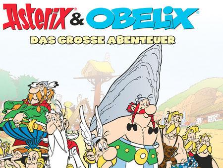 Asterix & Obelix: Das große Abenteuer