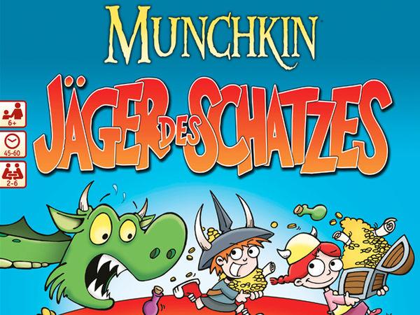 Bild zu Alle Brettspiele-Spiel Munchkin: Jäger des Schatzes