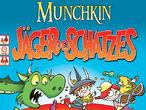 Vorschaubild zu Spiel Munchkin: Jäger des Schatzes