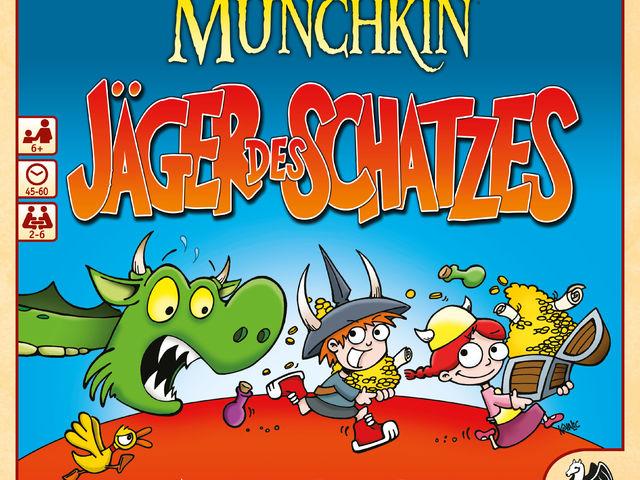 Munchkin: Jäger des Schatzes Bild 1