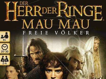 Herr der Ringe: Mau Mau - Freie Völker