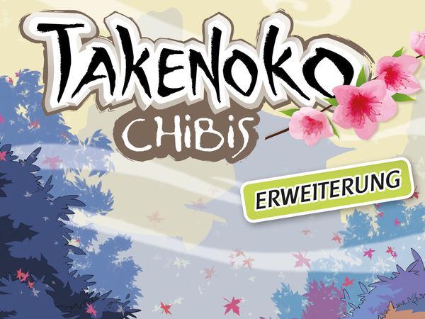 Bild zu Alle Brettspiele-Spiel Takenoko: Chibis