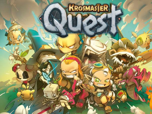 Bild zu Alle Brettspiele-Spiel Krosmaster Quest