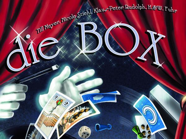 Bild zu Alle Brettspiele-Spiel Die Box