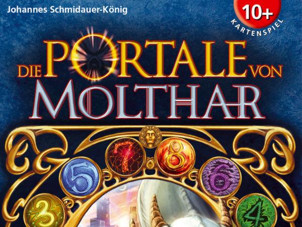 Bild zu Alle Brettspiele-Spiel Die Portale von Molthar