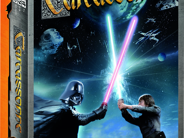 Carcassonne: Star Wars Bild 1