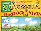 Vorschaubild zu Spiel Carcassonne: Über Stock und Stein