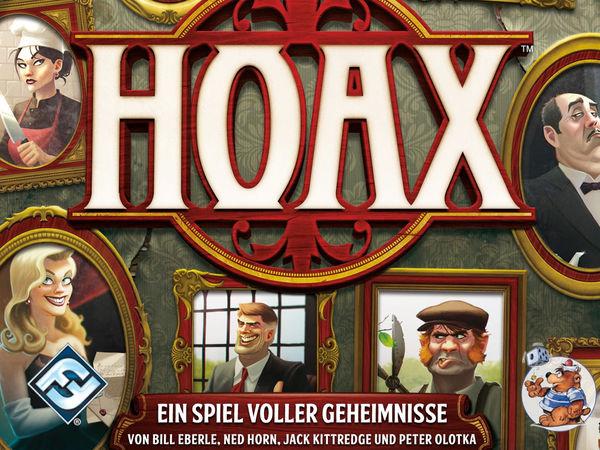 Bild zu Alle Brettspiele-Spiel Hoax - Neuauflage