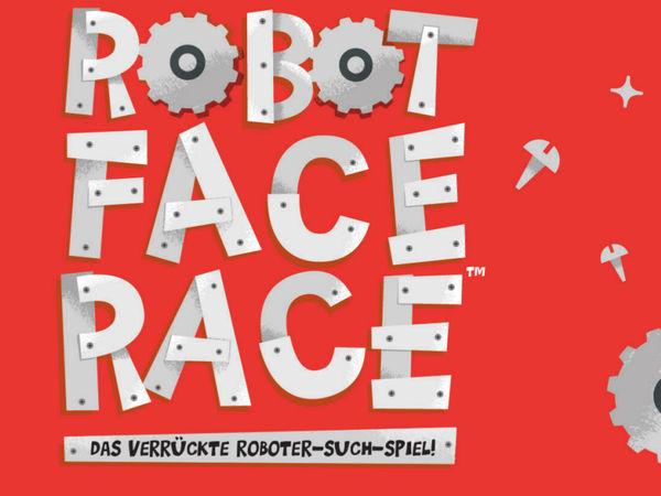 Bild zu Alle Brettspiele-Spiel Robot Face Race