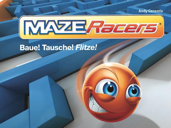 Bild zu Alle Brettspiele-Spiel Maze Racers