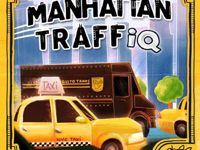 Manhattan TraffIQ Bild 1