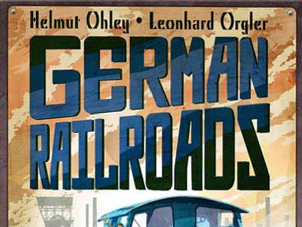 Bild zu Alle Brettspiele-Spiel Russian Railroads: German Railroads