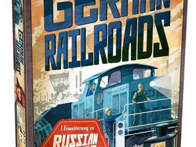 Russian Railroads: German Railroads Bild 1