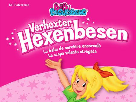 Bibi Blocksberg: Verhexter Hexenbesen