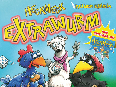 Heckmeck Extrawurm