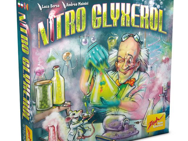 Nitro Glyxerol Bild 1