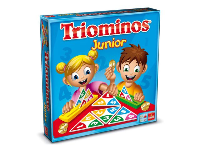 Triominos Junior Bild 1