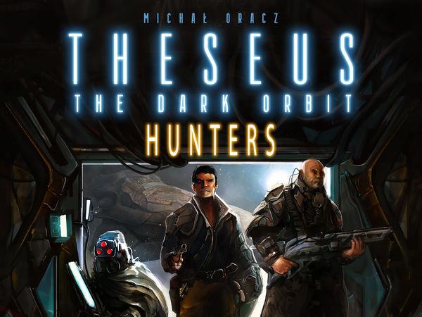 Bild zu Alle Brettspiele-Spiel Theseus: The Dark Orbit - Hunters