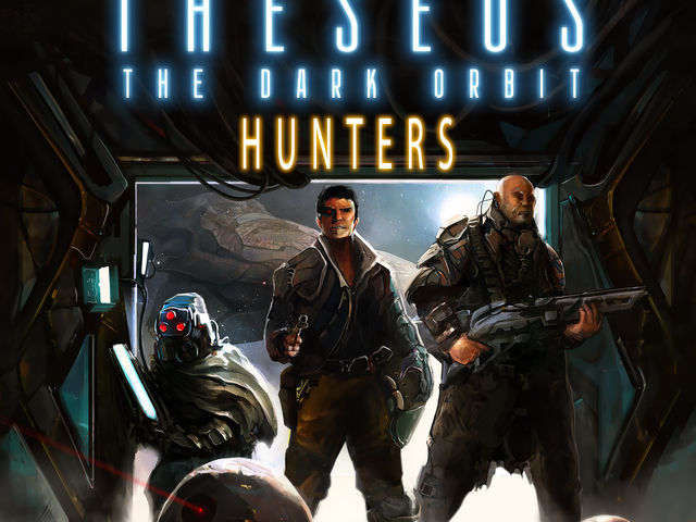 Theseus: The Dark Orbit - Hunters Bild 1
