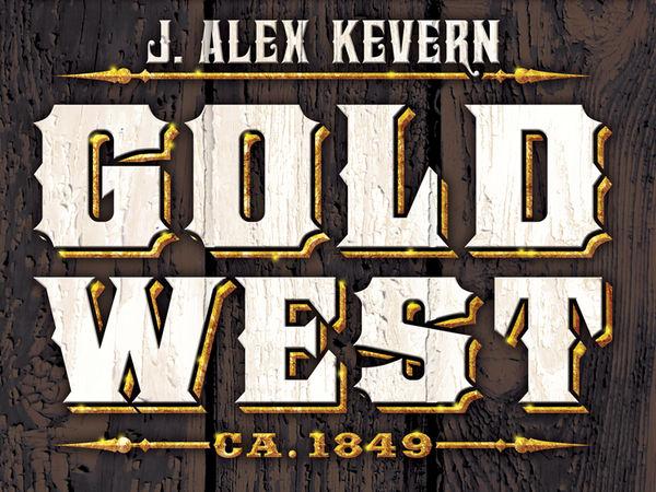 Bild zu Alle Brettspiele-Spiel Gold West