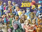 Vorschaubild zu Spiel Brettspiel-Adventskalender 2015