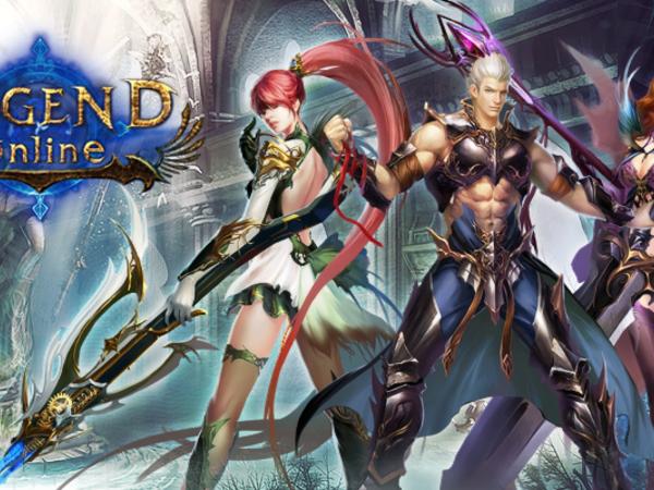 Bild zu Strategie-Spiel Legend Online