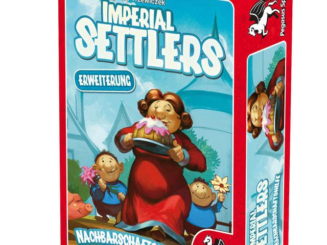 Imperial Settlers: Nachbarschaftshilfe Bild 1