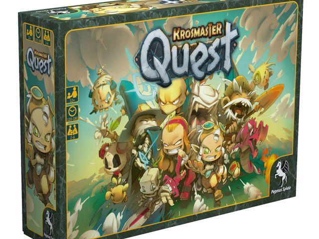 Krosmaster Quest Bild 1