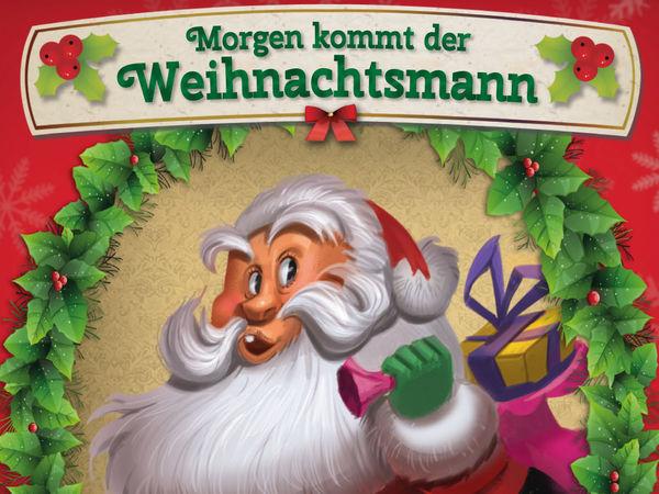 Bild zu Alle Brettspiele-Spiel Morgen kommt der Weihnachtsmann: Mein Wunschzettel