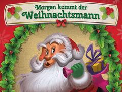 Morgen kommt der Weihnachtsmann: Mein Wunschzettel