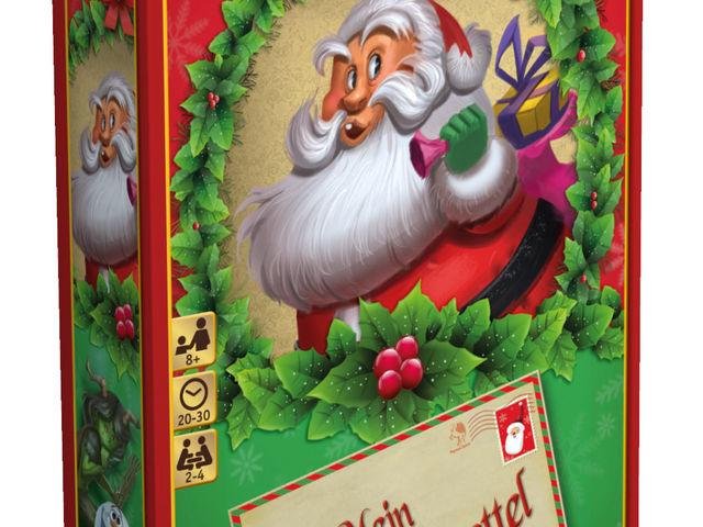 Morgen kommt der Weihnachtsmann: Mein Wunschzettel Bild 1