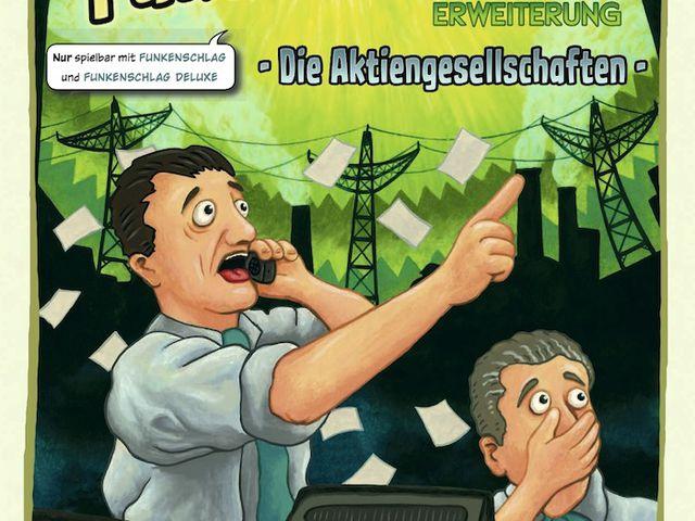 Funkenschlag: Die Aktiengesellschaften Bild 1