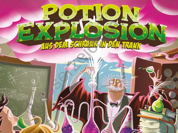 Bild zu Alle Brettspiele-Spiel Potion Explosion