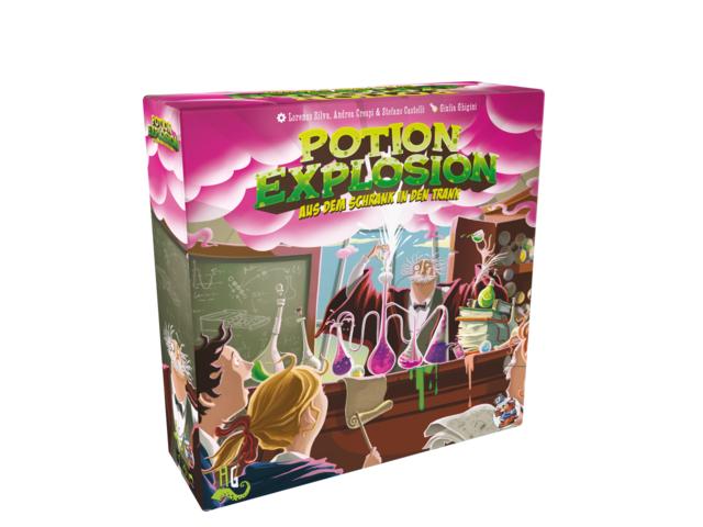 Potion Explosion Bild 1