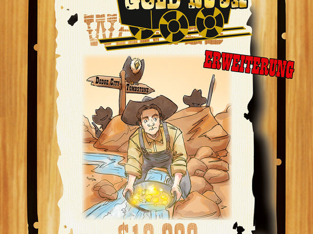 Bang! Gold Rush Bild 1