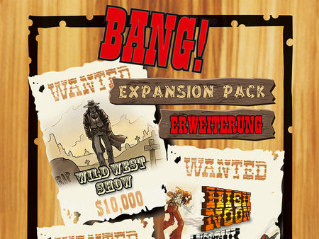 Bang! Expansion Pack