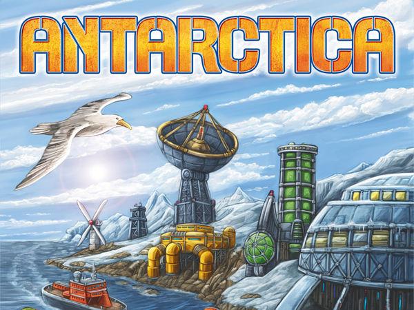 Bild zu Alle Brettspiele-Spiel Antarctica