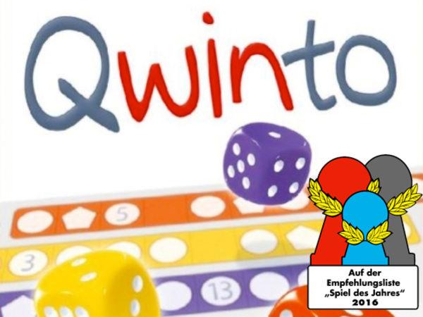 Bild zu Alle Brettspiele-Spiel Qwinto