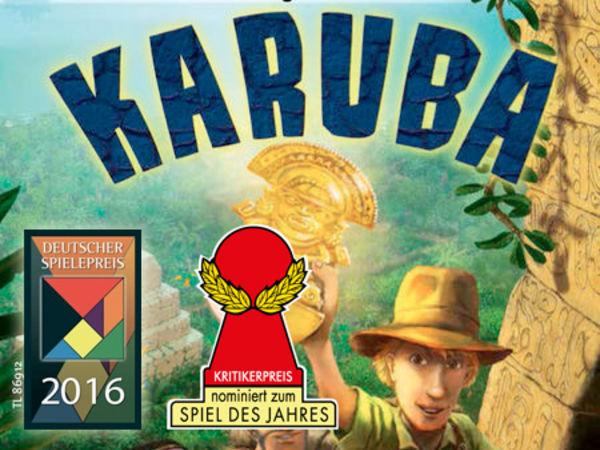Bild zu Alle Brettspiele-Spiel Karuba
