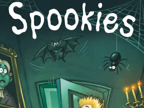 Bild zu Alle Brettspiele-Spiel Spookies