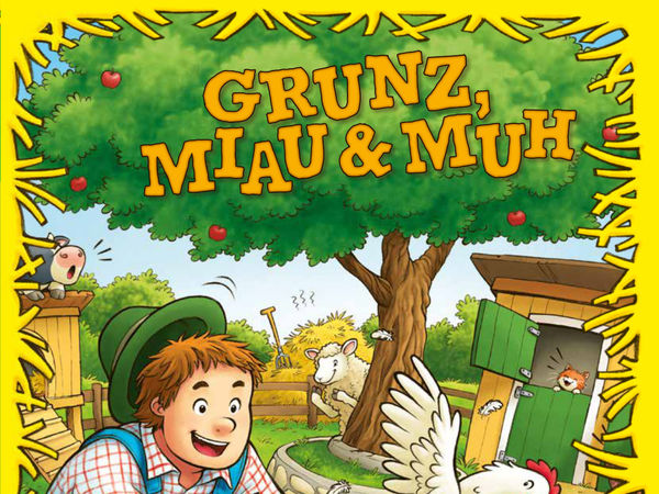 Bild zu Alle Brettspiele-Spiel Grunz, Miau & Muh