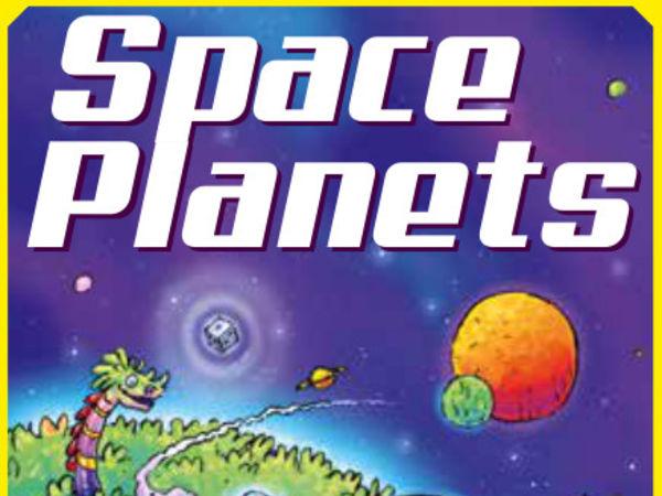 Bild zu Alle Brettspiele-Spiel Space Planets