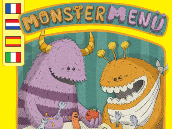 Bild zu Alle Brettspiele-Spiel Monster Menü