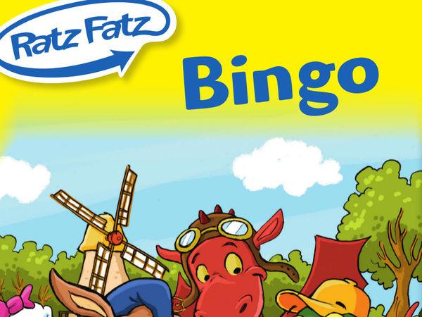 Bild zu Alle Brettspiele-Spiel Ratz Fatz Bingo