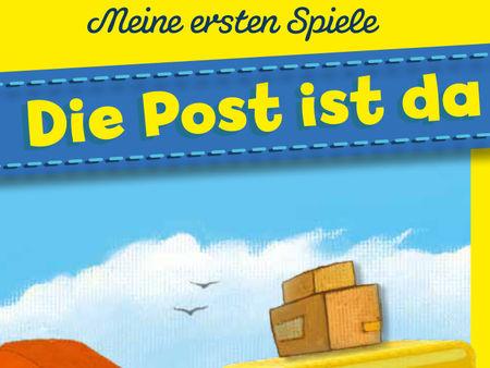 Die Post ist da