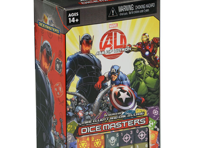 Marvel Dice Masters: Age of Ultron Bild 1