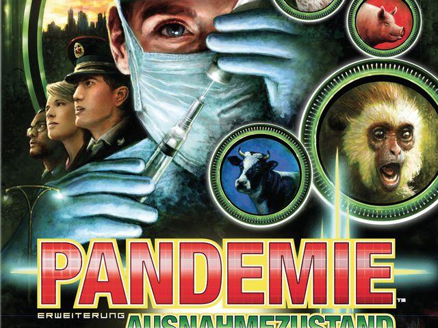 Pandemie: Ausnahmezustand Bild 1
