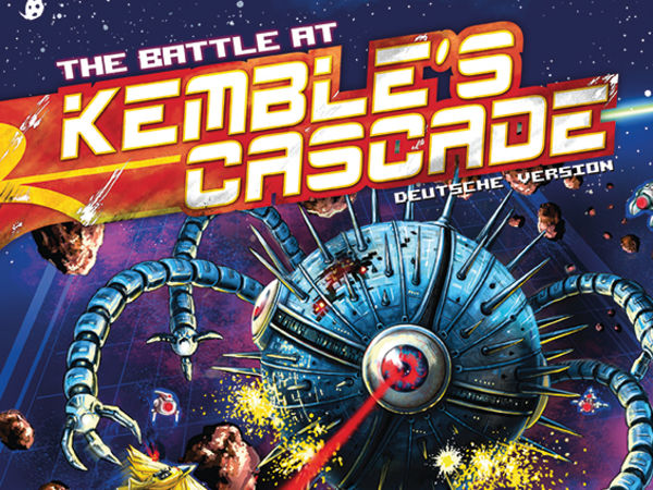 Bild zu Alle Brettspiele-Spiel The Battle at Kemble's Cascade