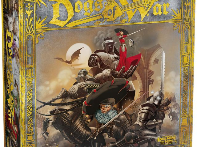Dogs of War Bild 1